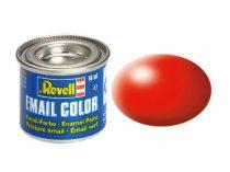 Luminous red silk makett festék Revell 32332