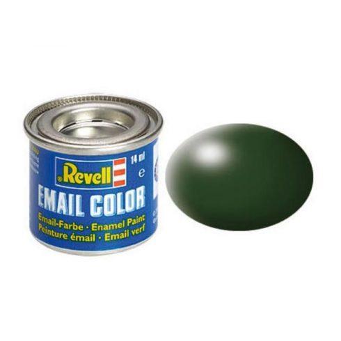 Revell DARK GREEN SILK olajbázisú (enamel) makett festék 32363