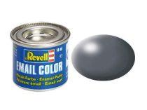 Dark grey silk makett festék Revell 32378