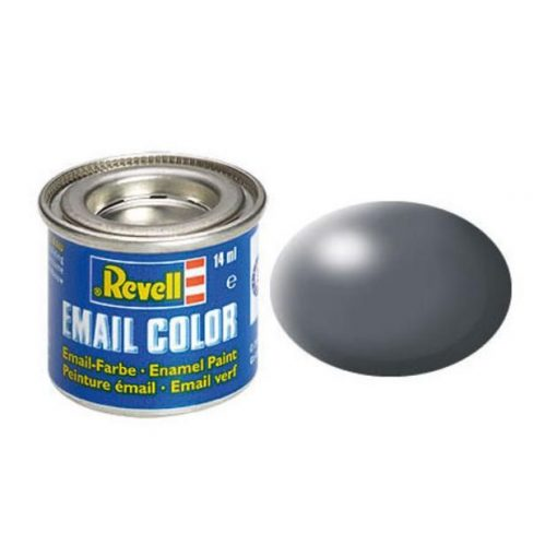 Revell DARK GREY SILK olajbázisú (enamel) makett festék 32378