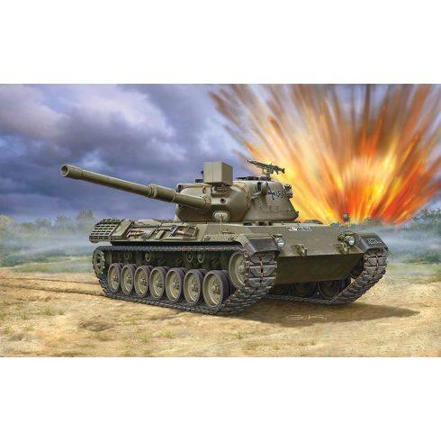 Leopard 1 tank harcjármű makett revell 3240