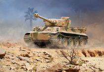 Revell PzKpfw VI 'Tiger' I Ausf. H tank harcjármű makett 3262