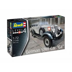 Revell German Staff Car makett 3268