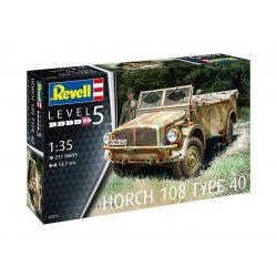 Revell Horch 108 Type 40 jármű makett 3271