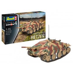 Revell Jagdpanzer 38 (t) HETZER 1:35 tank makett 3272