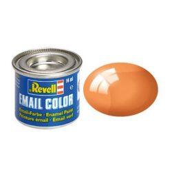 REVELL ORANGE CLEAR olajbázisú (enamel) makett festék 32730