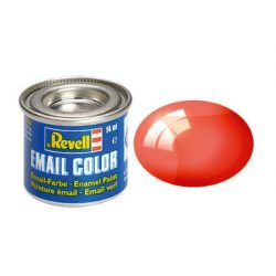 REVELL RED CLEAR olajbázisú (enamel) makett festék 32731