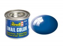 Revell Blue clear makett festék 32752