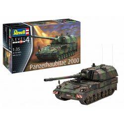Revell Panzerhaubitze 2000 1:35 tank makett 3279
