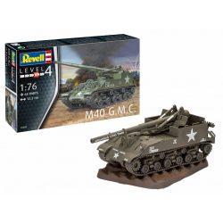 Revell M40 G.M.C  tank makett 3280