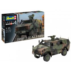 Revell Dingo 2A3.1 katonai jármű makett 1:35 3284