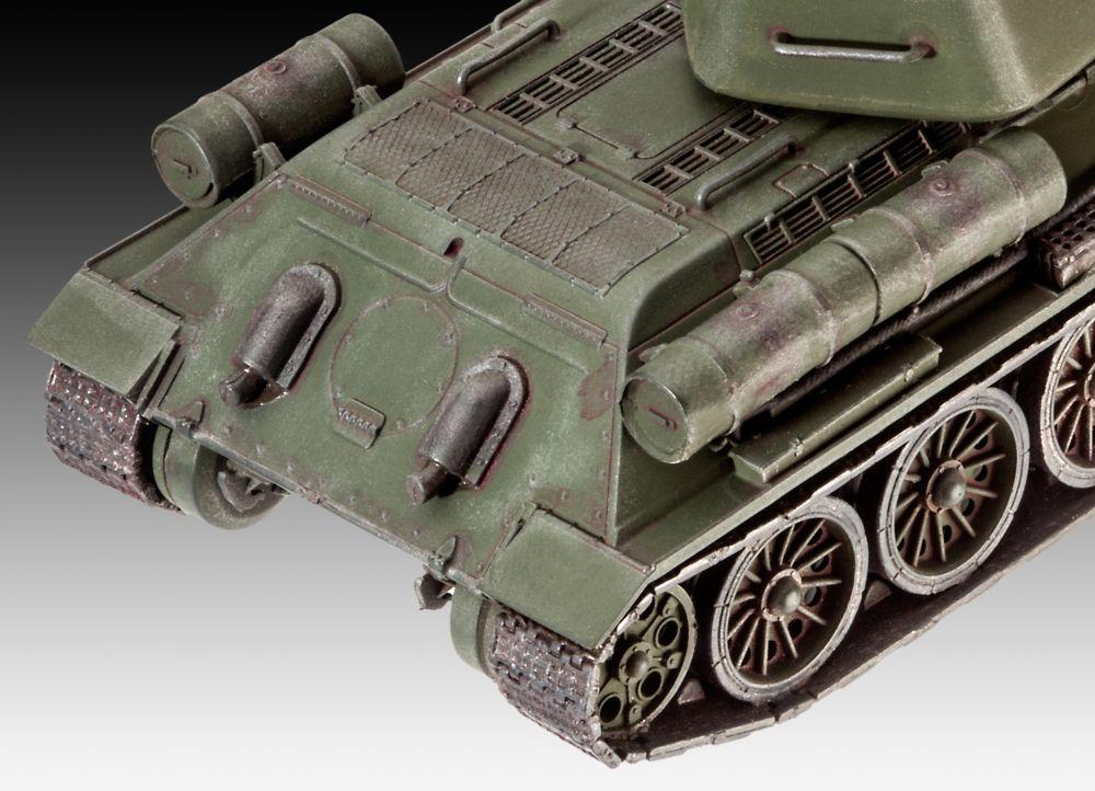 Tank makett készítés