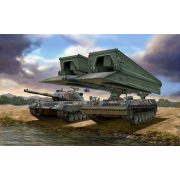 Revell Leopard 1A5 & Bridgelayer Biber tank makett 1:72 3307