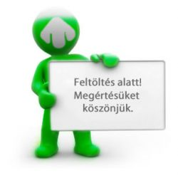 Soviet 120mm Mortar with crew löveg és figura makett 3503