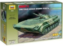 BMP-1 Russian Fighting Wehicle tank makett Zvezda 3553