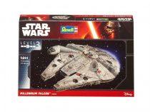 Star Wars - Millennium Falcon makett Revell 3600
