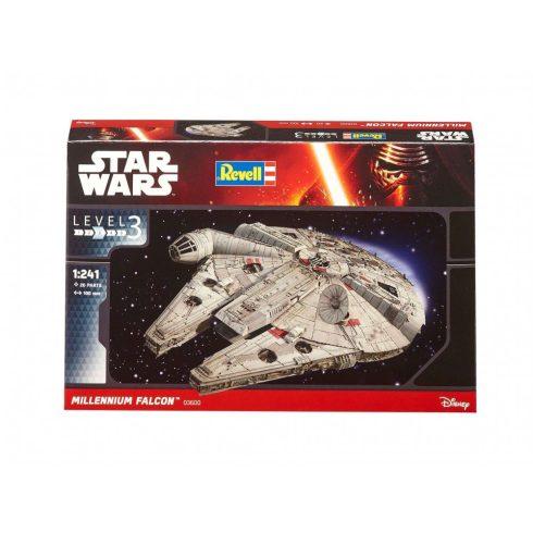 Revell Star Wars  Millennium Falcon makett 3600
