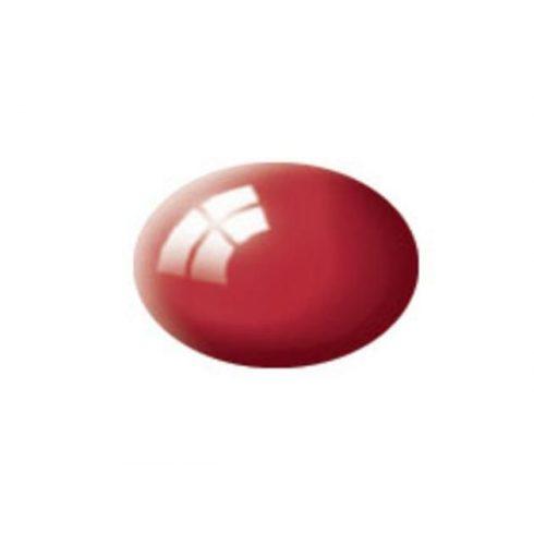 Revell AQUA FERRARI RED GLOSS akril makett festék 36134