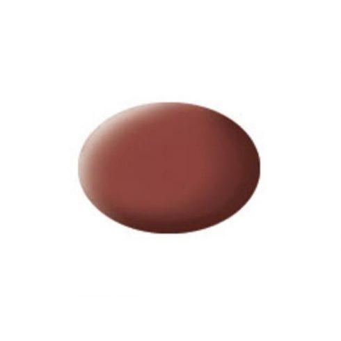 Revell AQUA REDDISH BROWN MATT akril makett festék 36137