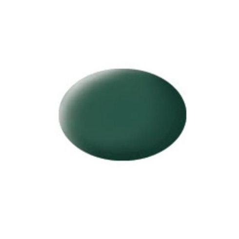 Revell AQUA DARK GREEN MATT akril makett festék 36139