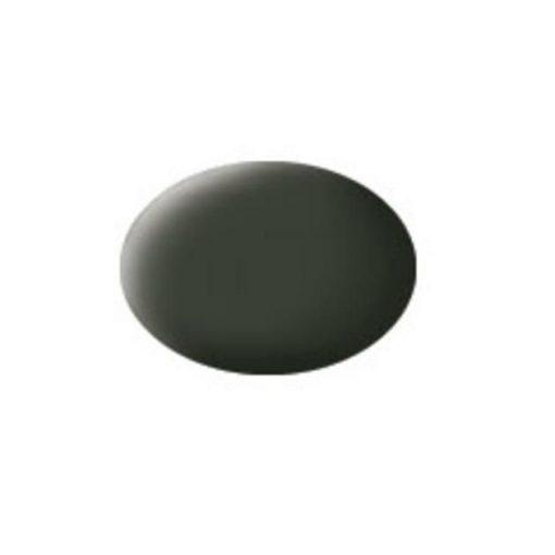 Revell AQUA OLIVE YELLOW MATT akril makett festék 36142