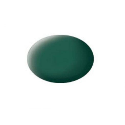 Revell AQUA SEA GREEN MATT akril makett festék 36148