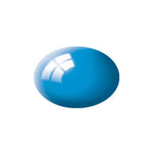 Revell AQUA LIGHT BLUE GLOSS akril makett festék 36150
