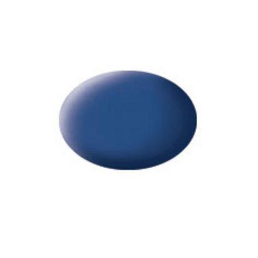 Revell AQUA BLUE MATT akril makett festék 36156