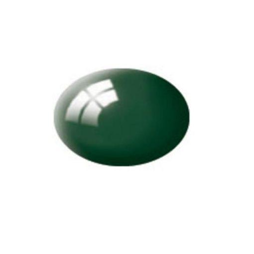 Revell AQUA SEA GREEN GLOSS akril makett festék 36162