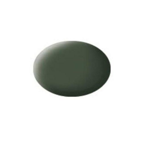 Revell AQUA BRONZE GREEN MATT akril makett festék 36165