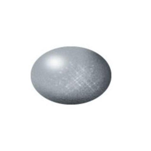 Revell AQUA SILVER METALLIC akril makett festék 36190