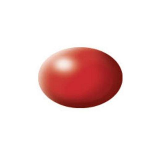 Revell AQUA FIERY RED SILK akril makett festék 36330