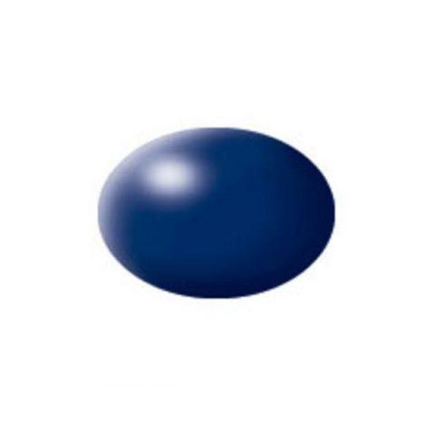Revell AQUA DARK BLUE SILK akril makett festék 36350