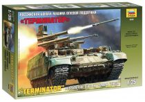 Russian fire support combat vehicle Terminator tank makett Zvezda 3636