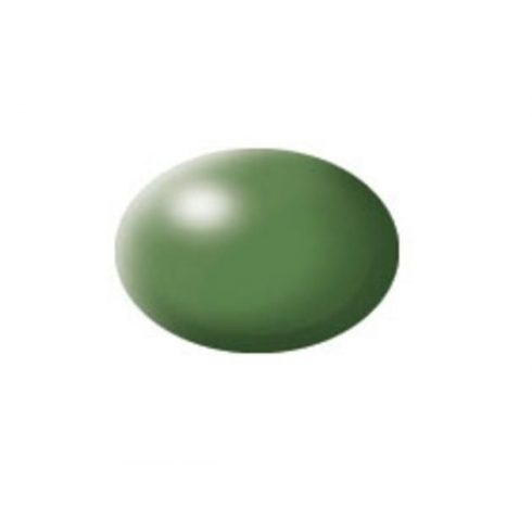 Revell AQUA GREEN SILK akril makett festék 36360