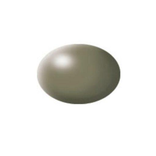 Revell AQUA GREYISH GREEN SILK akril makett festék 36362
