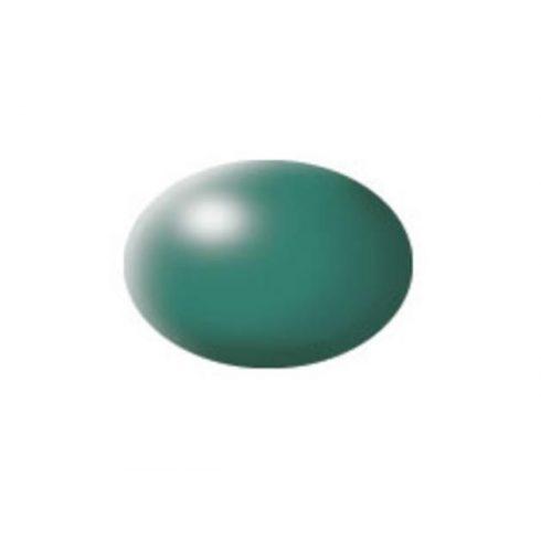 Revell AQUA PATINA GREEN SILK akril makett festék 36365