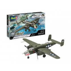 Revell Easy-Click B-25 Mitchell repülőgép makett 3650