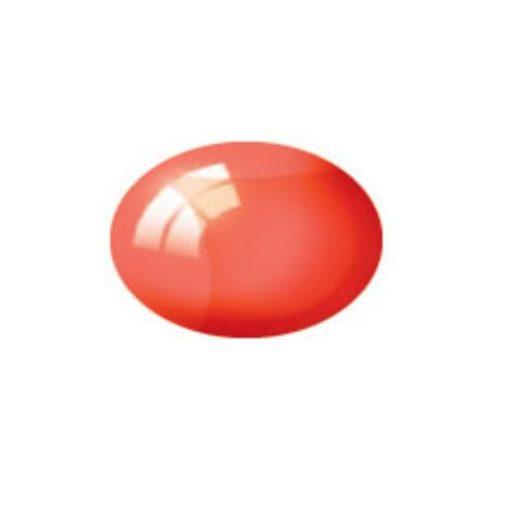 Revell AQUA RED CLEAR akril makett festék 36731
