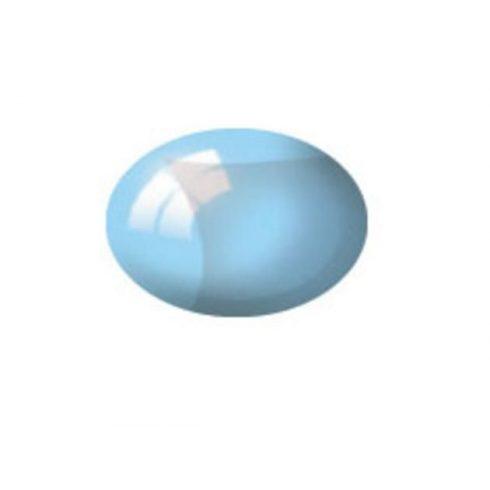 Revell AQUA BLUE CLEAR akril makett festék 36752