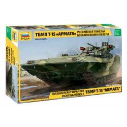 Zvezda T-15 BMP Terminator tank makett 3681