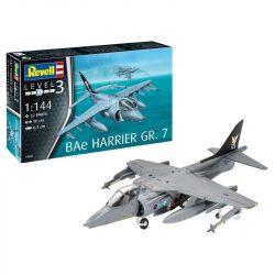 Revell BAe Harrier GR.7 1:144 repülőgép makett