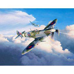 Revell Supermarine Spitfire Mk.Vb repülőgép makett 3897