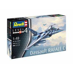 Revell Dassault Rafale C repülőgép makett 3901