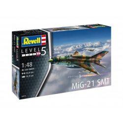 Revell MiG-21 SMT repülőgép makett 3915