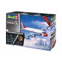 Revell C-54D Thunderbirds Platinum Edition repülőgép makett 3920