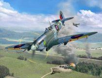 Revell Spitfire Mk.IXC repülőgép makett 1:32 3927