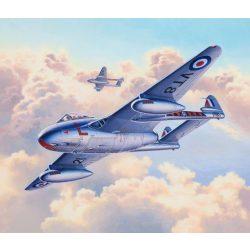 Revell Vampire F Mk.3 repülőgép makett 1:72 3934
