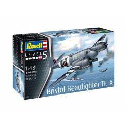 Revell Bristol Beaufighter TF. X repülőgép makett 3943