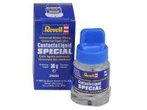 Revell Contacta Liquid Special ecsetes makett ragasztó 30g 39606